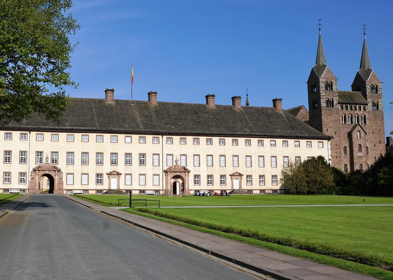 UNESCO-Weltkulturerbe Schloss Corvey