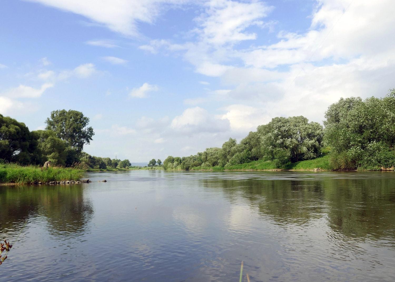 Weser bei Höxter