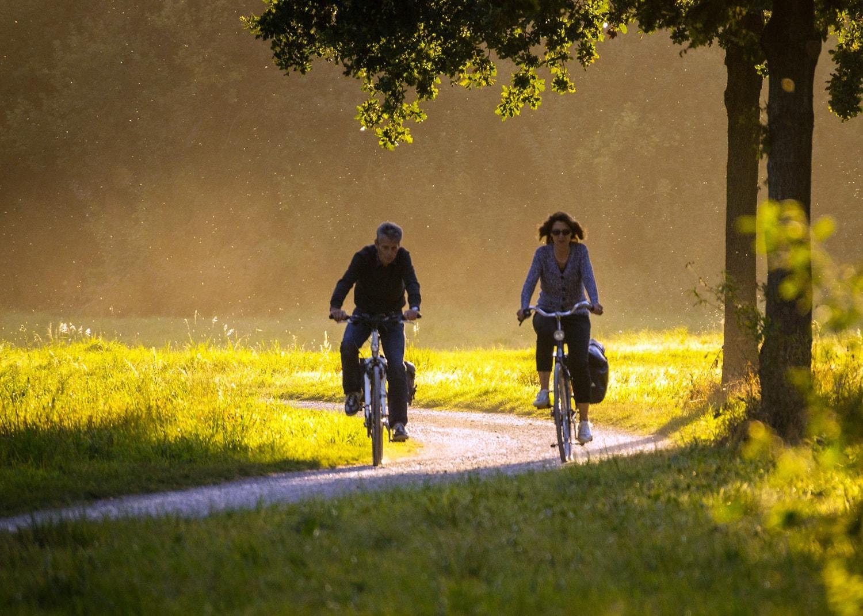 Radfahren an der Weser Höxter